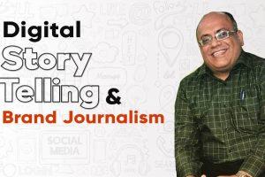 Digital story Telling & Brand Journalism - Sprint 1